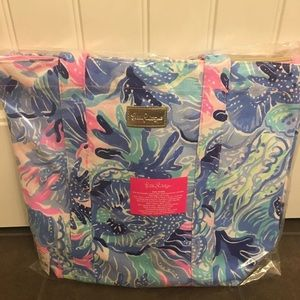 Lilly Shade Seekers Removable Cooler Tote